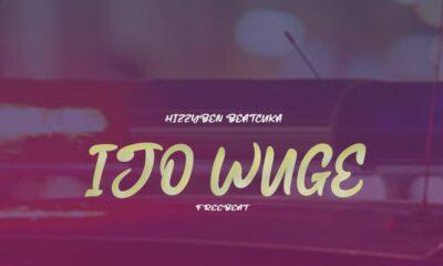 Free Beat: Hizzyben - Ijo Wuge Beat