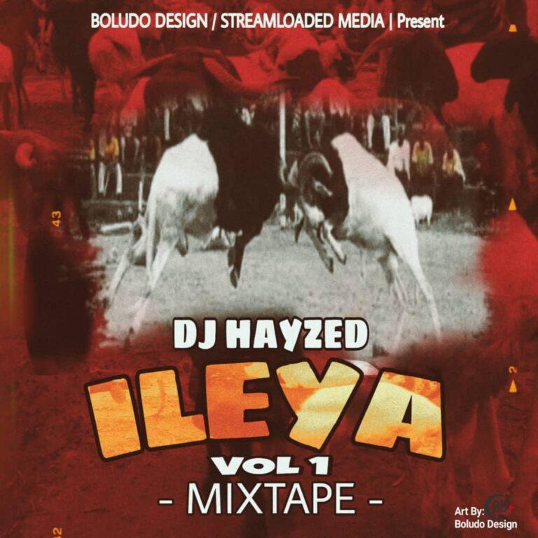 [Mixtape] Dj Hayzed – Ileya Mix Vol 1