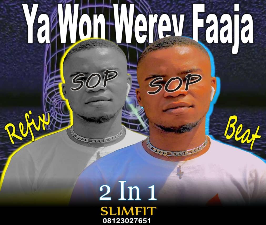 Free Beat Slimfit Ya Won Werey Faaja Beat