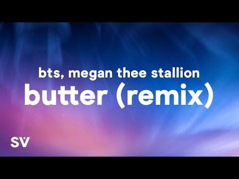 BTS Ft. Megan Thee Stallion