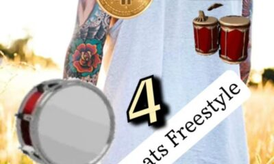 Dj Yk & Evakid Btc - 4 Beats (Freestyle)