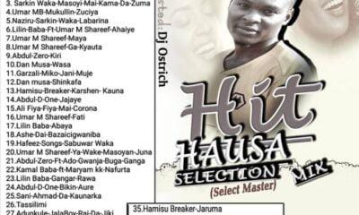 MIXTAPE: Dj Ostrich – Hit Hausa Selection Mix