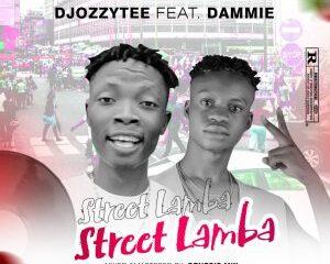 Dj Ozzytee ft Dammie Kizz - Street Lamba