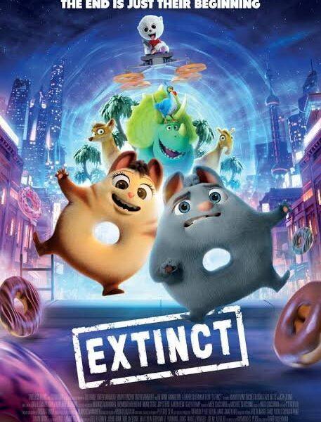 Extinct (2021) – Hollywood Movie