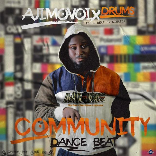 Ajimovoix – Community Dance Beat