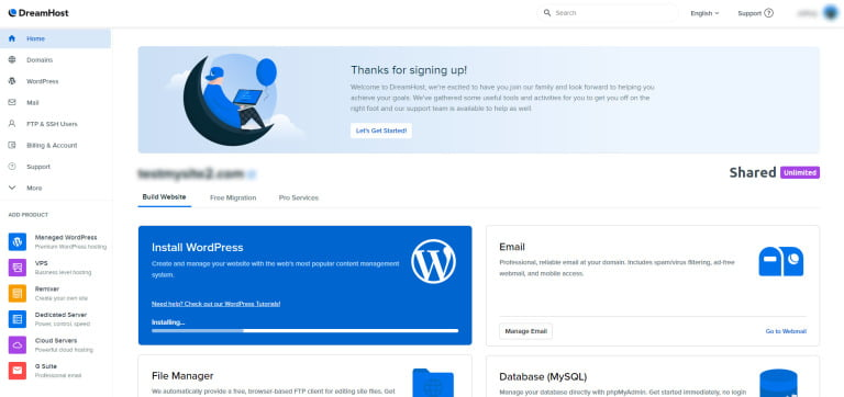 Tips: How to Create a Website