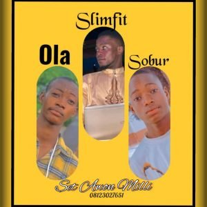 DJ Slimfit ft. Ola & Sobur — Set Awon Milli