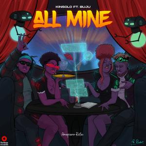 Kinsolo Ft. Buju – All Mine Mp3 Download