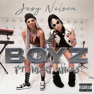 Jesy Nelson ft. Nicki Minaj – Boyz