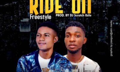 King Treasure Ft. Dj Scratch Ibile – Ride On