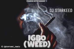 DJ StarKeed – Igbo (weed)