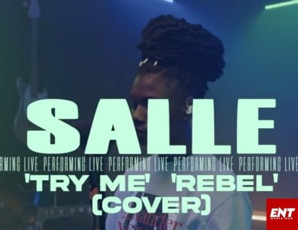 Salle Ft. Tems – Try Me Rebel (Cover)