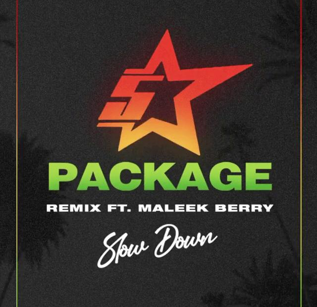 King Promise Ft. Maleek Berry – Slow Down Remix