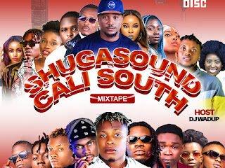 Dj Wadup - Shugasound Cali South Mix